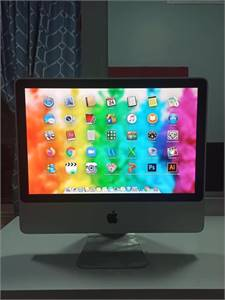 Apple I Mac New Condition 21 Inch