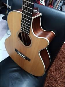 Beautiful CORT Semi Acoustic Guitar