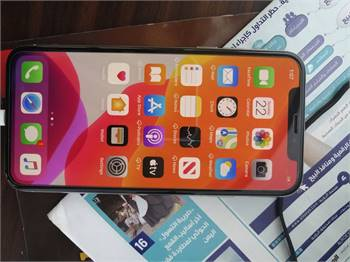 Iphone X 256GB With Facetime And Face Id