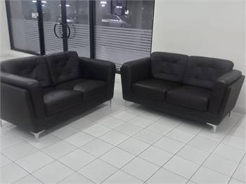 Leather Sofa like new