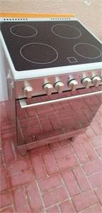 Bompani Italy New Model Ceramic Top Electric Oven