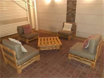 Pallets Wood Garden Furniture