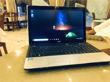 Acer Corei3 Laptop For Sale Dhs 300 Fixed Price With Ms Office
