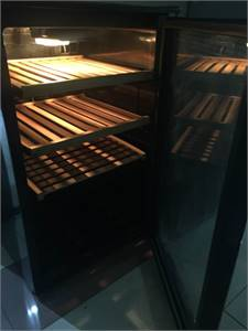 Aftron Glass Door Fridge For Sale