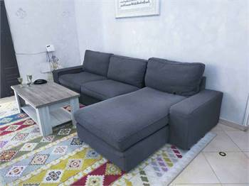 L Shape Luxury Sofa For Sale