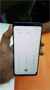 Samsung Galaxy S9Plus 6Gb Ram 64Gb