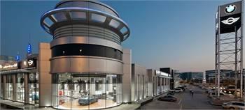 Abu Dhabi Motors BMW Showroom
