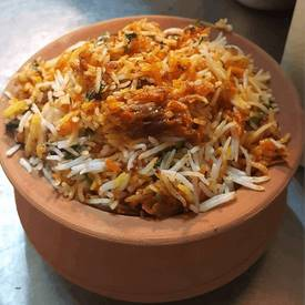 Traditional Biryani