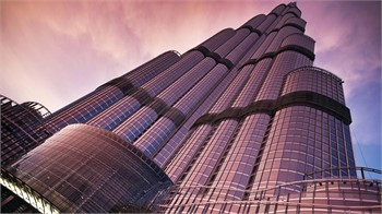 THE WORLD'S TALLEST BUILDING