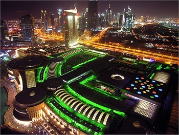 The Dubai Mall, The Biggest Shopping Mall On The Planet