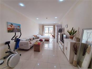 Fully Furnished Large Studio For Rent In Silicone Oasis Spring Building