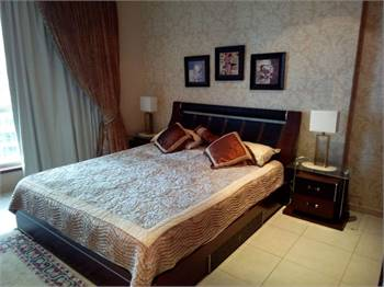 Fully Furnished 2 Bed In Dubai Marina