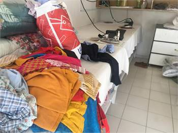 Running Ironing Laundry For Sale