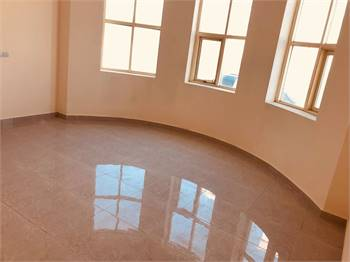 Huge one bedroom hall monthly 4,000 in khalifa city B