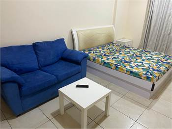 Fully Furnished Studio Monthly Ajman