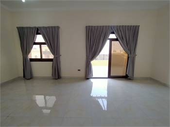 Spacious Studio Flat W/ Balcony In Mohammed Bin Zayed City
