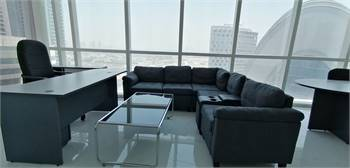Fitted Furnished Office | 472 Sqft 45K