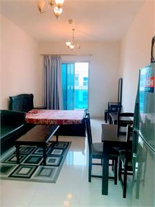 Executive Furnished Studio For Rent In Dubai Sports City