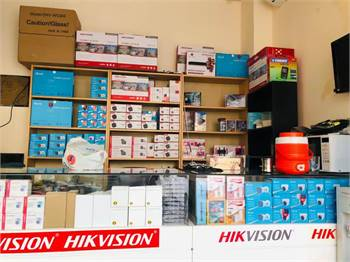 Cctv Camera And Dish Installation Shop For Sale