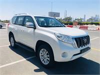 Toyota Prado Full Option For Sale At Zero Down Payment