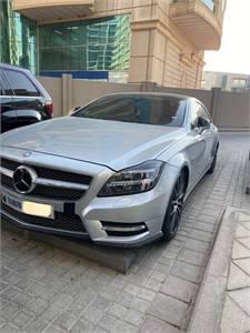 Mercedes cls 500