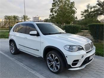 BMW X5 luxury line