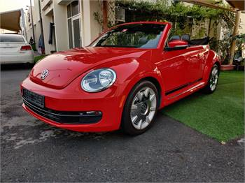 Beetle Full Options Low Mileage American Specs