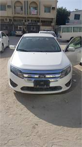 Ford Fusion American