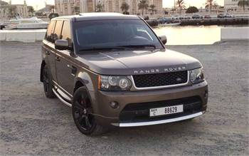 Range Rover Sports Supercharged original paint