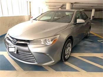 Toyota camry-hybrid