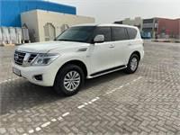 Nissan Patrol SE Full Option GCC