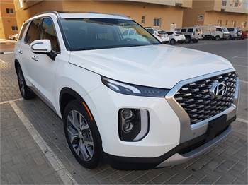 Hyundai Palisade Luxury Version