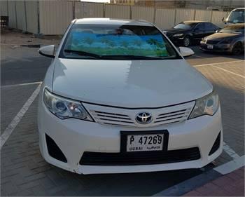 Toyota Camry GCC