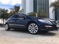 Volkswagen Passat cc GCC
