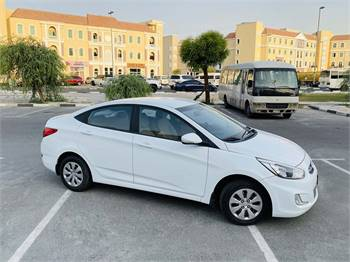 Hyundai Accent GCC For Sale