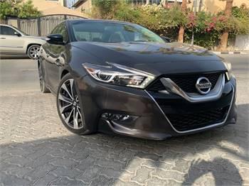 Nissan Maxima Sports Sr