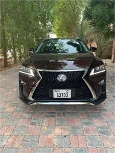 Lexus Rx350 Urgent Sale