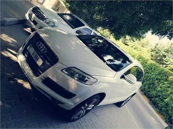 Audi Q7 GCC