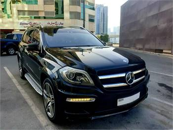 Mercedes-Benz Gl 63 For Sale