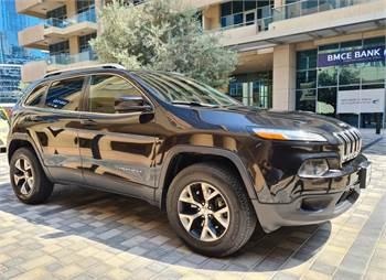 Jeep Cherokee US Specs