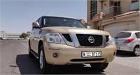Nissan Patrol Full Options