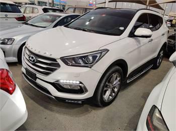 Hyundai Grand Santafe Gcc Low Milage