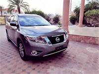 Nissan Pathfinder American specs