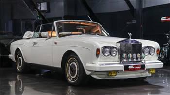 Rolls-Royce Corniche Iii (1990)