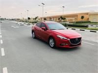 Mazda 3 Gcc Full Option