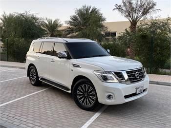 Nissan Patrol LE Platinum GCC Specs For Sale