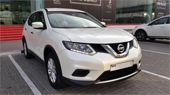 Nissan X-Trail Fwd Accident Free