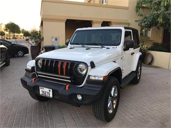 Jeep Wrangler Unlimited Sport Upgrade 2018