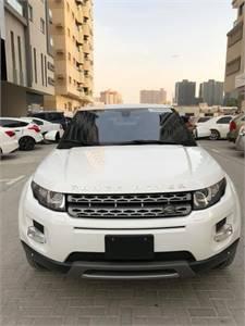 Range Rover Evoque (Full Options)