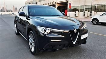 Alfa Romeo Stelvio (Accident Free, Perfect Condition)